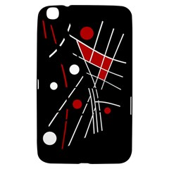 Artistic abstraction Samsung Galaxy Tab 3 (8 ) T3100 Hardshell Case