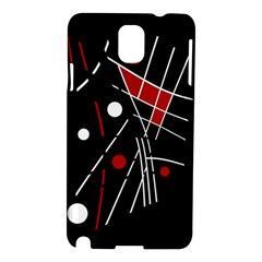 Artistic abstraction Samsung Galaxy Note 3 N9005 Hardshell Case