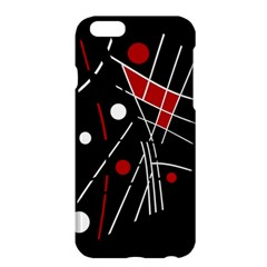 Artistic Abstraction Apple Iphone 6 Plus/6s Plus Hardshell Case