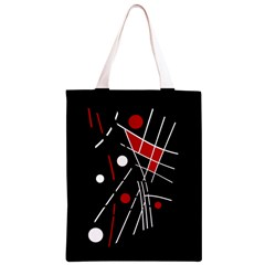 Artistic abstraction Classic Light Tote Bag