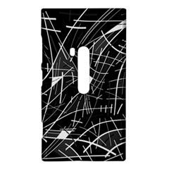 Gray abstraction Nokia Lumia 920