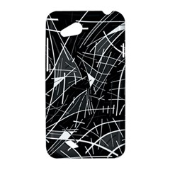 Gray abstraction HTC Desire VC (T328D) Hardshell Case