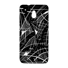 Gray abstraction HTC One Mini (601e) M4 Hardshell Case