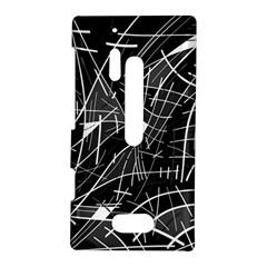 Gray abstraction Nokia Lumia 928
