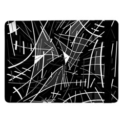 Gray abstraction Samsung Galaxy Tab Pro 12.2  Flip Case