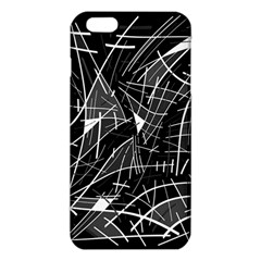 Gray abstraction iPhone 6 Plus/6S Plus TPU Case