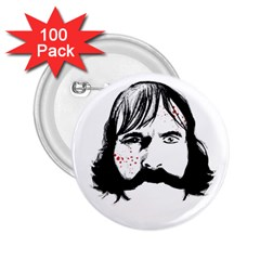 Bill The Butcher 2.25  Buttons (100 pack)
