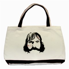 Bill The Butcher Basic Tote Bag (Two Sides)