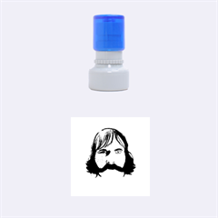 Bill The Butcher Rubber Round Stamps (small)