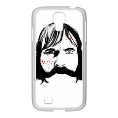 Bill The Butcher Samsung GALAXY S4 I9500/ I9505 Case (White)
