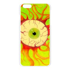 Scleral Hemorrhage Apple Seamless iPhone 6 Plus/6S Plus Case (Transparent)