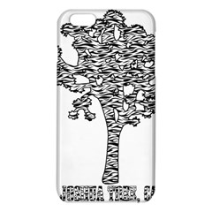 Jt Zebra Stipes 11 X 17 iPhone 6 Plus/6S Plus TPU Case