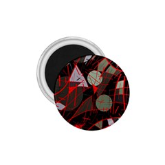 Artistic abstraction 1.75  Magnets