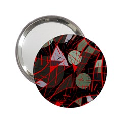Artistic abstraction 2.25  Handbag Mirrors