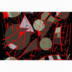 Artistic abstraction Collage Prints