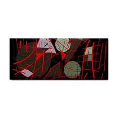 Artistic abstraction Hand Towel