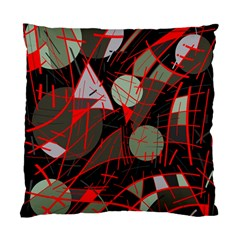 Artistic abstraction Standard Cushion Case (Two Sides)