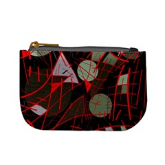 Artistic Abstraction Mini Coin Purses