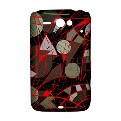 Artistic abstraction HTC ChaCha / HTC Status Hardshell Case