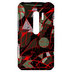 Artistic abstraction HTC Evo 3D Hardshell Case