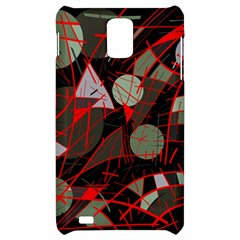 Artistic abstraction Samsung Infuse 4G Hardshell Case