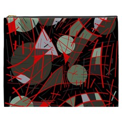 Artistic abstraction Cosmetic Bag (XXXL)