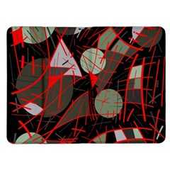 Artistic abstraction Kindle Fire (1st Gen) Flip Case