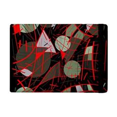 Artistic abstraction Apple iPad Mini Flip Case