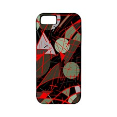 Artistic abstraction Apple iPhone 5 Classic Hardshell Case (PC+Silicone)