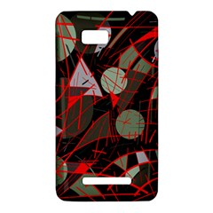 Artistic abstraction HTC One SU T528W Hardshell Case