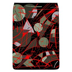 Artistic abstraction Flap Covers (L)