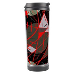 Artistic abstraction Travel Tumbler