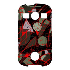 Artistic abstraction Samsung Galaxy S7710 Xcover 2 Hardshell Case