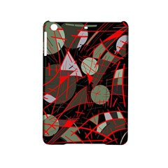 Artistic abstraction iPad Mini 2 Hardshell Cases