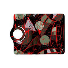Artistic abstraction Kindle Fire HD (2013) Flip 360 Case