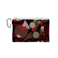 Artistic abstraction Canvas Cosmetic Bag (S)