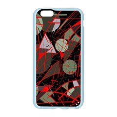 Artistic abstraction Apple Seamless iPhone 6/6S Case (Color)