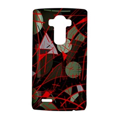 Artistic abstraction LG G4 Hardshell Case