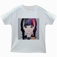 Tapioca Now 2 Kids White T-Shirts