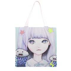 My Little Cloud Grocery Light Tote Bag