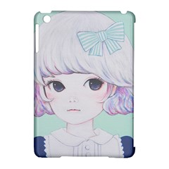 Spring Mint! Apple iPad Mini Hardshell Case (Compatible with Smart Cover)