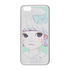 Spring Mint! Apple iPhone 5C Seamless Case (White)