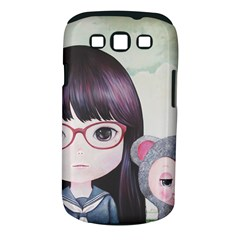 Close Encounter 4 Samsung Galaxy S III Classic Hardshell Case (PC+Silicone)