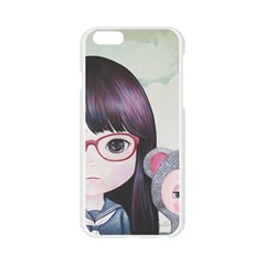 Close Encounter 4 Apple Seamless iPhone 6/6S Case (Transparent)