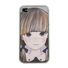 Strawberry Things  Apple iPhone 4 Case (Clear)