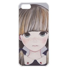 Strawberry Things  Apple Iphone 5 Seamless Case (white)