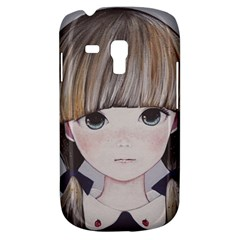Strawberry Things  Samsung Galaxy S3 MINI I8190 Hardshell Case