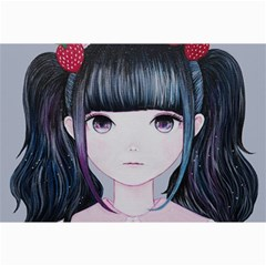Nakayoshi Strawberry Collage Prints