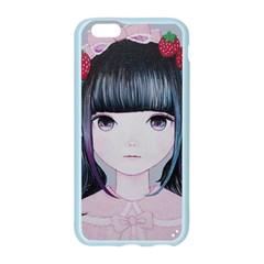 Nakayoshi Strawberry Apple Seamless iPhone 6/6S Case (Color)