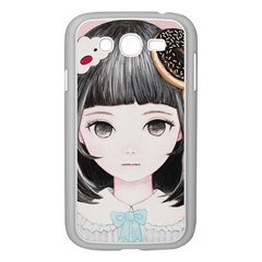 Maybe March<3 Samsung Galaxy Grand Duos I9082 Case (white)